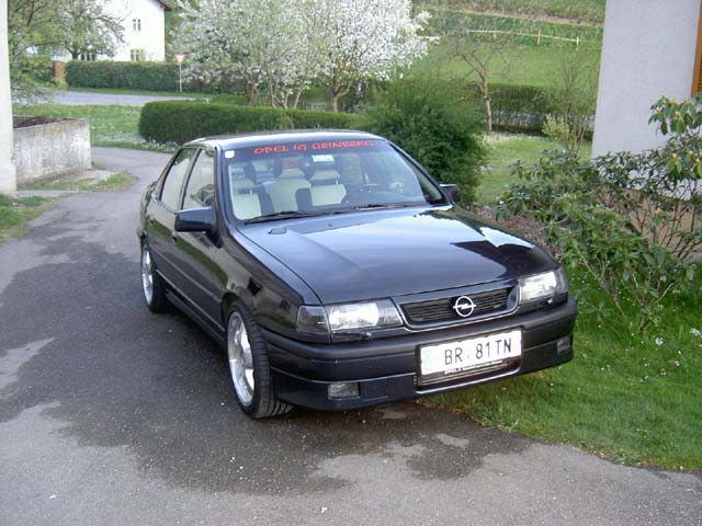 Vectra A 2.0i 16V Turbo von Buttl